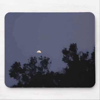 Moonrise Mouse pad