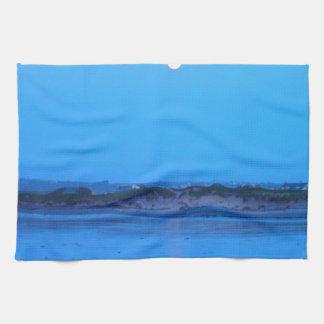 Moonrise Tea Towel
