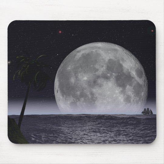 Moonrise Tropica Mouse Mat
