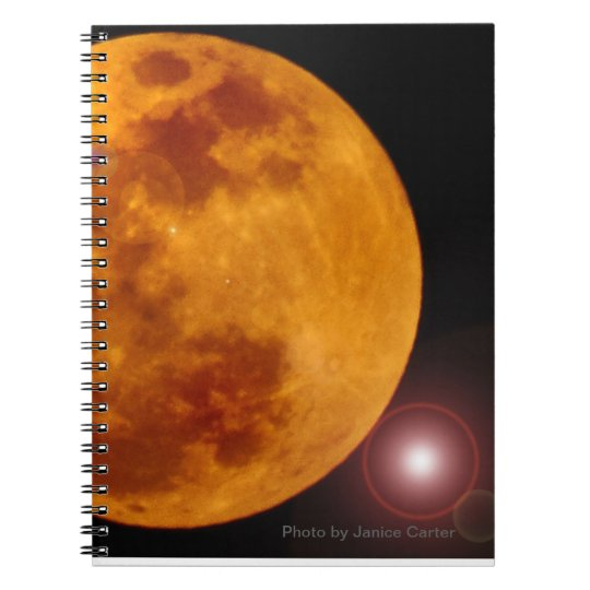 Moonscapes Notebooks