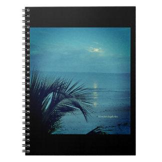 Moonset Notebook