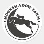 Moonshadow Farm Stickers
