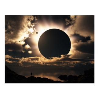 Moonshadow Postcard