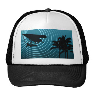 moonshine hang gliding mesh hat