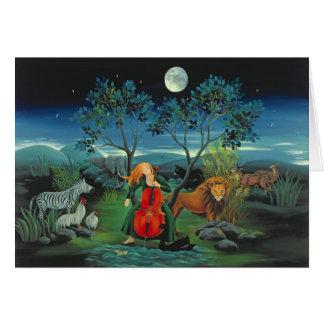 Moonshine Sonata 2006 Greeting Card