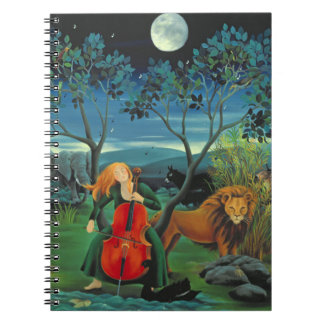Moonshine Sonata 2006 Notebook