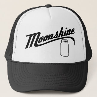 Moonshine Trucker Hat