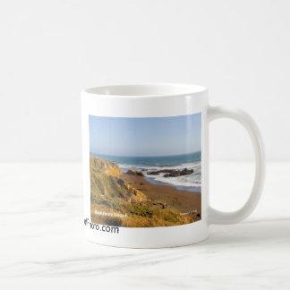 Moonstone Beach Cambria California Products Coffee Mug