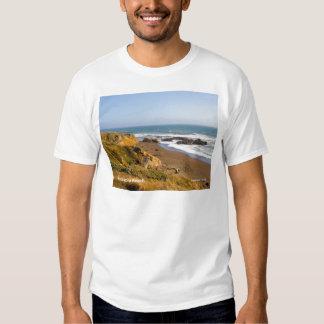 Moonstone Beach Cambria California Products Tee Shirts