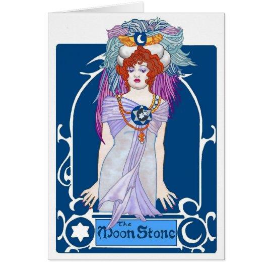 Moonstone Card
