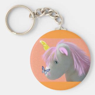 Moonstone the unicorn keychains