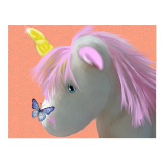 Moonstone the unicorn post cards