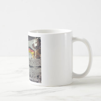 moonwalk Deutschland Basic White Mug