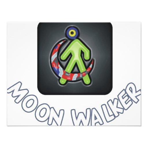 Moonwalker Personalised Announcements