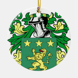 Moore Coat of Arms Christmas Ornament