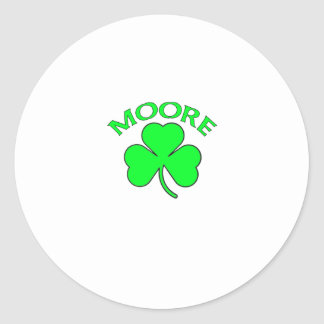 Moore Stickers