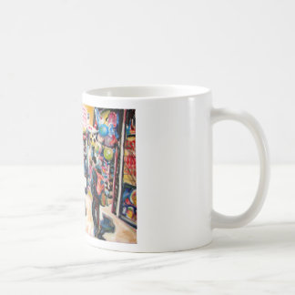 moore street dublin beach balls coffee mug