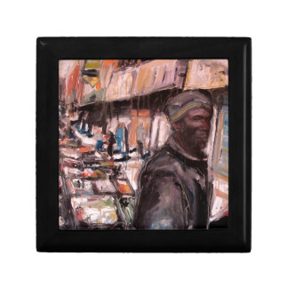 moore street dublin shopper small square gift box