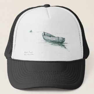 Moored at Penzance Trucker Hat