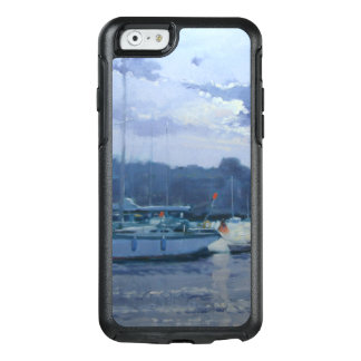 Moored yachts late afternoon OtterBox iPhone 6/6s case