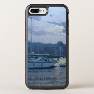 Moored yachts late afternoon OtterBox symmetry iPhone 7 plus case