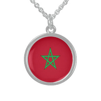 Moorish American Necklace