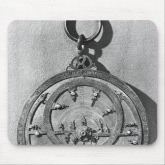 Moorish astrolabe, from Cordoba, 1054 Mouse Mat