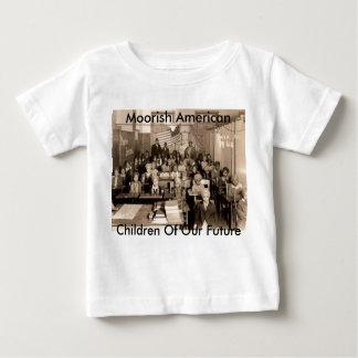 moorish children, Children Of Our Future, Moori... Baby T-Shirt