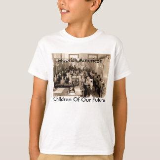 moorish children, Moorish American, Children Of... T-Shirt