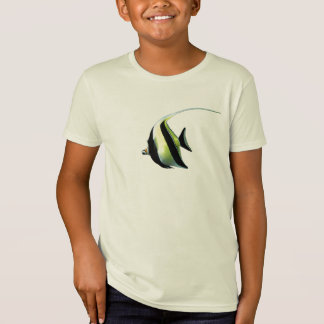 Moorish Idol Angelfish T-Shirt