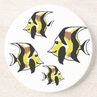 Moorish Idol  coaster