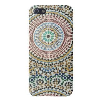 Moorish Mosaic Tile iPhone 5/5S Covers
