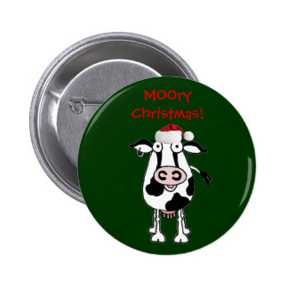 MOOryChristmas! Button