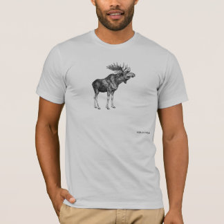 Moose 3 T-Shirt