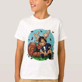 Moose and Squirrel T-Shirt