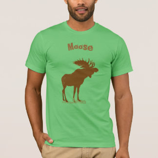 Moose Christmas T-Shirt