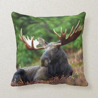 Moose Cushion
