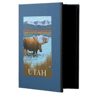 Moose DrinkingUtah iPad Air Case