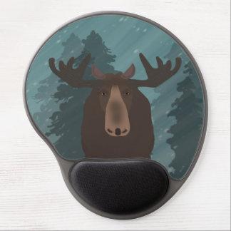 Moose Gel Mousepad Gel Mouse Mat