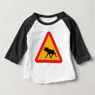 Moose | Graphic Design Baby T-Shirt