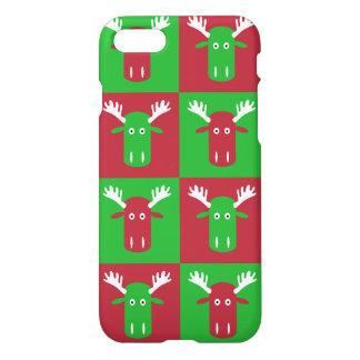 Moose Head Pop Art phone cases