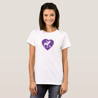 Moose Lamb Love T-Shirt
