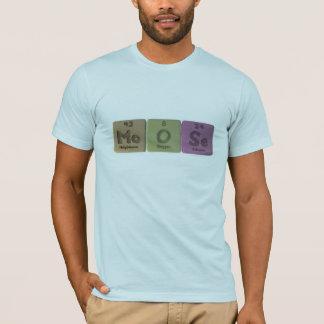 Moose-Mo-O-Se-Molybdenum-Oxygen-Selenium.png T-Shirt