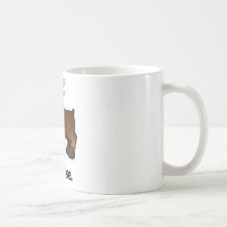 Moose Moose. Coffee Mug