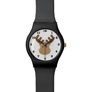 Moose Numbered May28th Wrist Watch