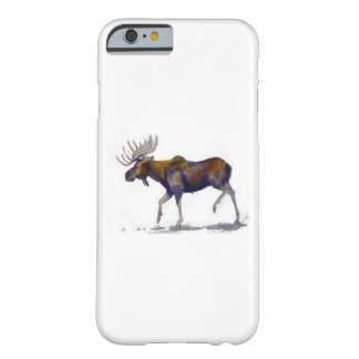 MOOSE ON MY MONEY MONEY ON MY MOOSE BARELY THERE iPhone 6 CASE