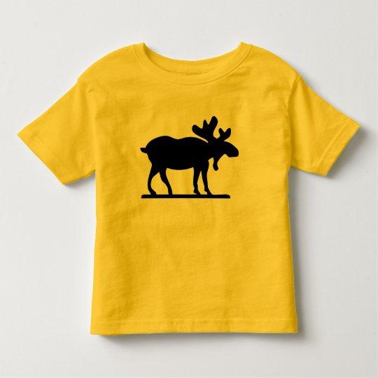 Moose on the Loose Toddler T-Shirt