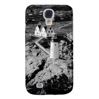 Moose Peak Lighthouse Samsung Galaxy S4 Case