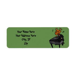 Moose pianist
