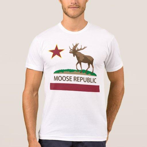 Moose Republic_01 T Shirt